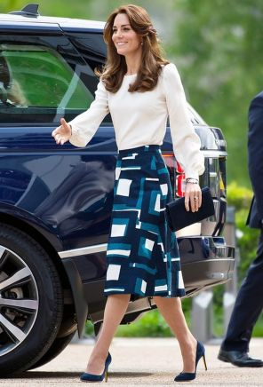 Kate middleton casual style outfit 8